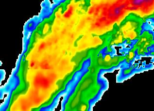 Aktueller Radarfilm - Vorarlberg