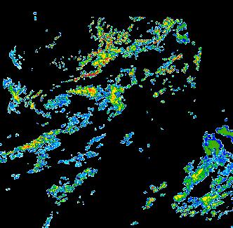 Aktueller Radarfilm - Deutschland
